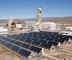planta solar almería